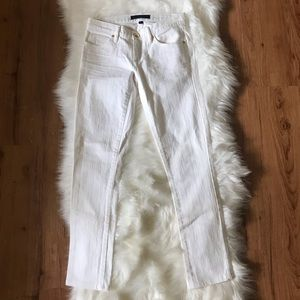 ❤️SALE❤️ JUICY COUTURE WHITE SKINNY JEANS